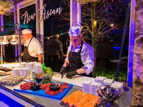 Party catering Utrecht Amsterdam